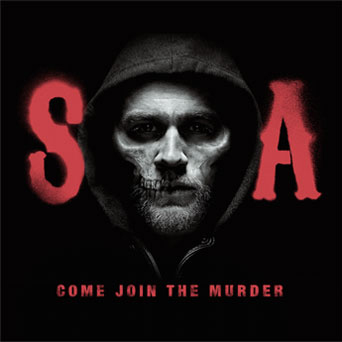 Sons of Anarchy album cover